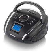 Hyundai TR1088SU3BS Hordozható rádió MP3 lejátszás