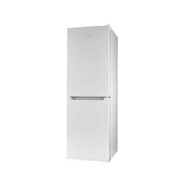 Indesit LR7S2W alulfagyasztós hűtőszekrény