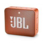 JBL GO 2 vízálló Bluetooth hangszóró - narancssárga
