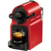 Krups XN100510 Nespresso Inissia (rubint vörös) kapszulás kávéfőző