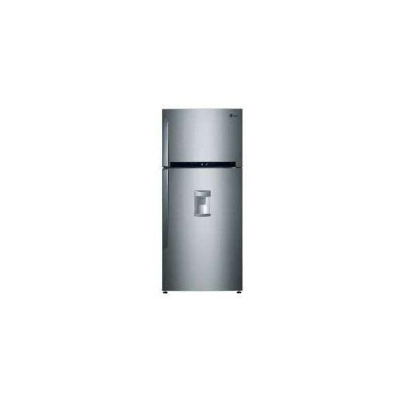 LG GT5240AVBW A+ energiaosztályú, Total No Frost felülfagyasztós hűtőszekrény vízadagolóval