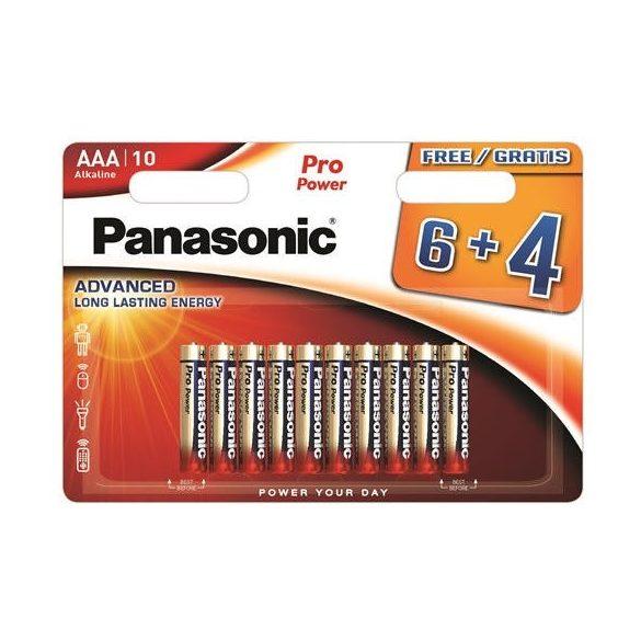 Panasonic Pro Power elemcsomag 10xAAA