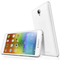 Lenovo A5000 Dual SIM okostelefon (fehér)