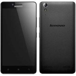 Lenovo A6000 Dual SIM okostelefon (fekete)
