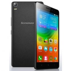 Lenovo A7000 Dual SIM okostelefon (fekete)