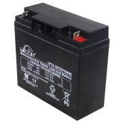 Leoch LP12-18 12V 18Ah zárt, gondozás mentes AGM akkumulátor