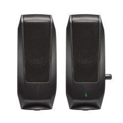 Logitech S120 2.0 fekete hangszóró
