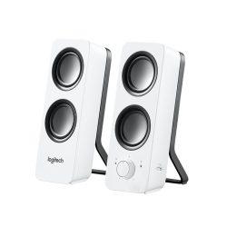 Logitech Z200 Sztereo 2.0 hangszóró snow white