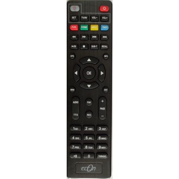 Econ T2-BOX FTA E-264 távirányító