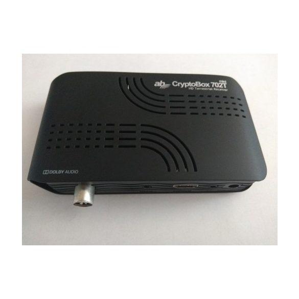 AB Cryptobox 702T DVB-T2 mini Set-Top Box