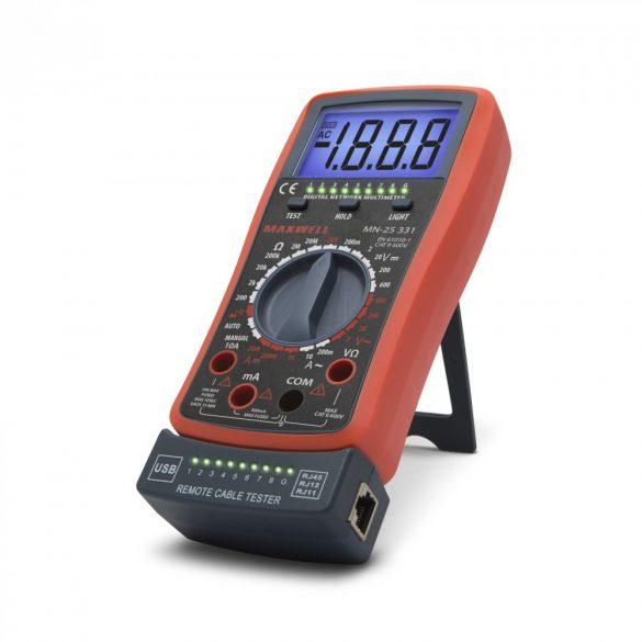 Maxwell Digitális multiméter (25331)