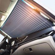 MNC fényvisszaverő roló szélvédőhöz (55796A)