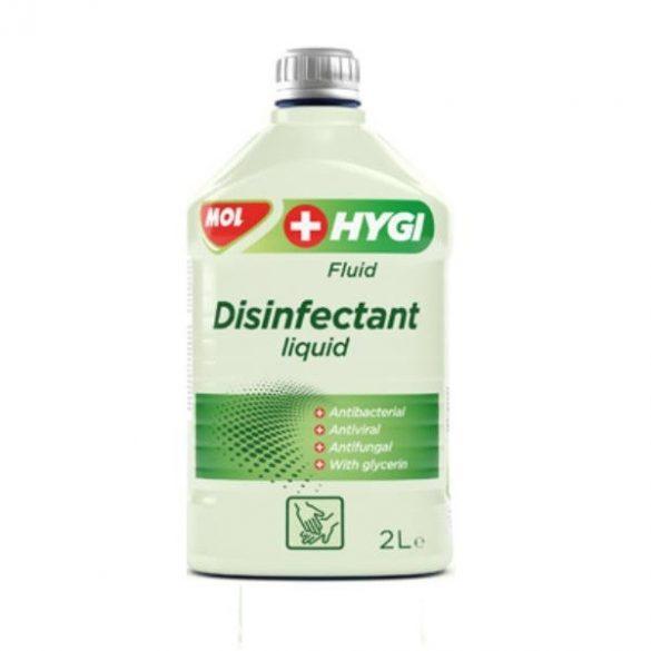 MOL Hygi Fluid 2L kéz fertőtlenítő folyadék