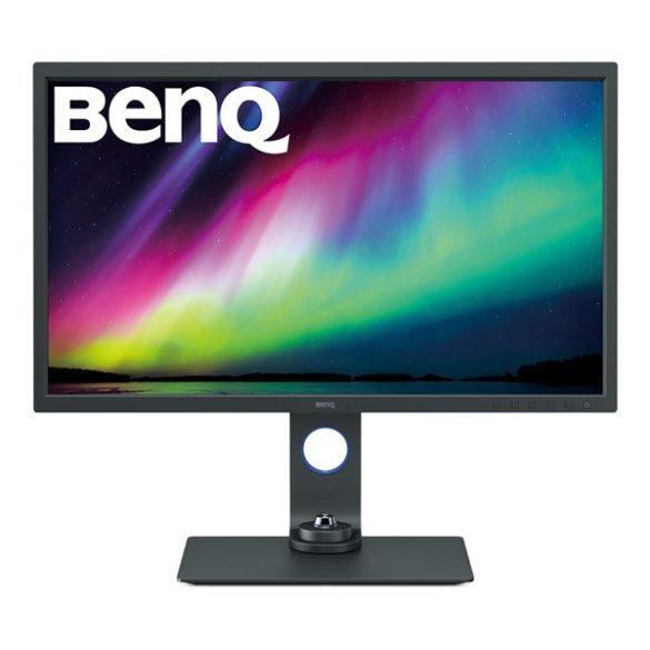 """BenQ monitor 32"""" - SW321C (IPS, 16:9, 3840x2160, 99% Adobe, 5ms, 2xHDMI2.0, DP1.4, USB-C)"""