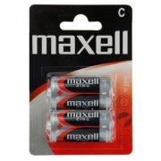 Maxell R14 2db féltartós baby elem