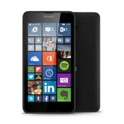 Microsoft LUMIA 640 DS okostelefon (fekete)