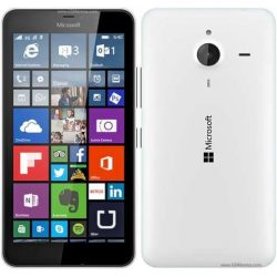 Microsoft LUMIA 640 XL DS okostelefon (fehér)