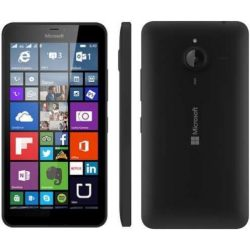 Microsoft LUMIA 640 XL DS okostelefon (fekete)