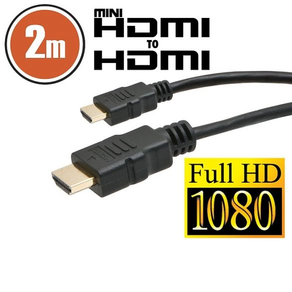 Mini HDMI kábel 2 m (20318)
