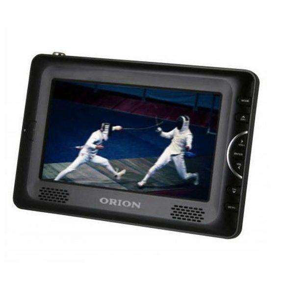Orion PTV 722D DVB-T Hordozható TV + fotókeret PVR 18cm