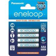 Panasonic eneloop BK-4MCCE/4BE AAA 750mAh Ni-MH akkumulátor