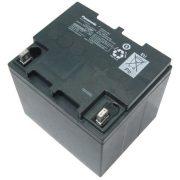 Panasonic LC-P1238APG 12V 38Ah zárt ólomakkumulátor