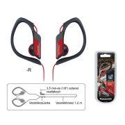 Panasonic RP-HS34E-R fülhallgató