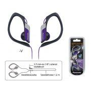 Panasonic RP-HS34E-V fülhallgató