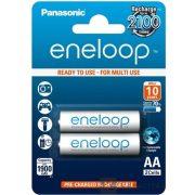 Panasonic eneloop BK-3MCCE/2BE AA 1900mAh Ni-MH akkumulátor