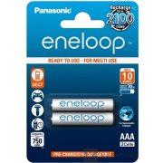 Panasonic eneloop BK-4MCCE/2BE AAA 750mAh Ni-MH akkumulátor