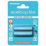 Panasonic eneloop lite BK-3LCCE/2BE AA 950mAh Ni-MH akkumulátor