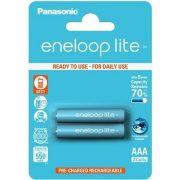 Panasonic eneloop lite BK-4LCCE/2BE AAA 550mAh Ni-MH akkumulátor