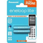Panasonic eneloop lite BK-4LCCE/2DE AAA 550mAh Ni-MH akkumulátor
