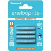 Panasonic eneloop lite BK-4LCCE/4BE AAA 550mAh Ni-MH akkumulátor