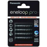 Panasonic eneloop pro BK-4HCDE/4BE AAA 930mAh Ni-MH akkumulátor