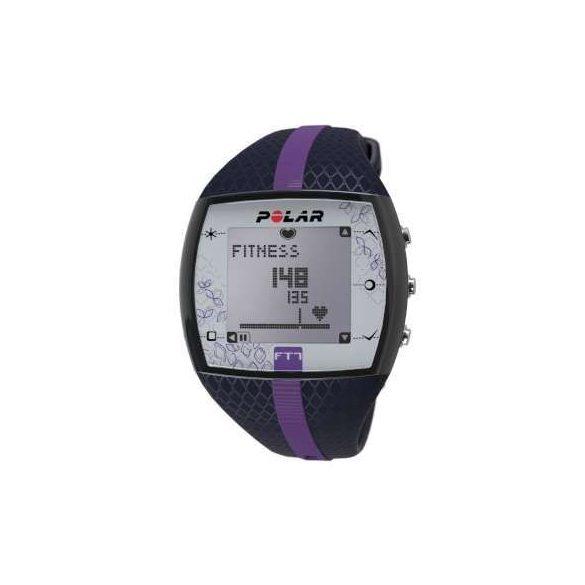 138b2e840c Polar FT4F Női pulzusmérő óra (kék/lila) a mostelado.hu-tól