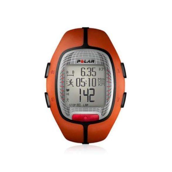 Polar RS300X Pulzusmérő óra narancs
