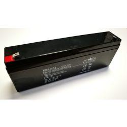 Power Kingdom PS2.3-12 12V 2.3Ah zselés akkumulátor