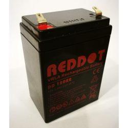 RedDot DD12022 12V 2.2Ah zselés akkumulátor