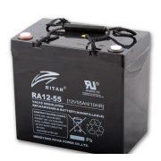 Ritar RA12-55-F11 12V 55Ah zárt ólomakkumulátor