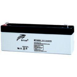 Ritar RT1223 12V 2,3Ah akkumulátor