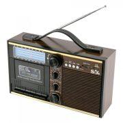 SAL RRT 11B retro kazettás rádió