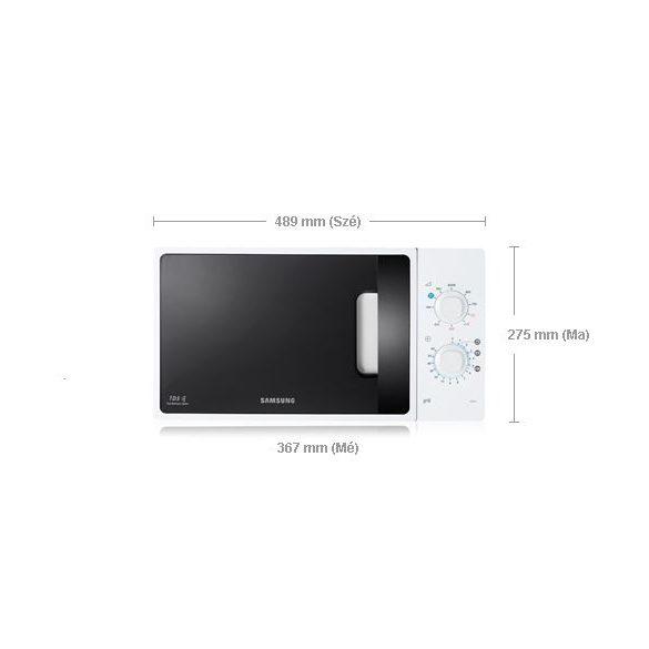 Samsung GE71A/XEO mikrohullámú sütő