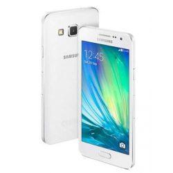 Samsung Galaxy A3 A300F/DS okostelefon (fehér)