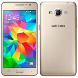 Samsung Galaxy Grand Prime G531F okostelefon (arany)