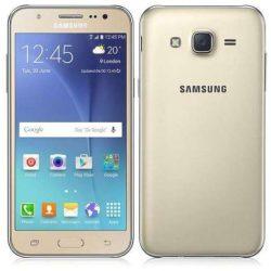 Samsung Galaxy J5 J500F/DS okostelefon (arany)