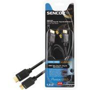 Sencor SAV165-015 HDMI 1.5M HDMI kábel