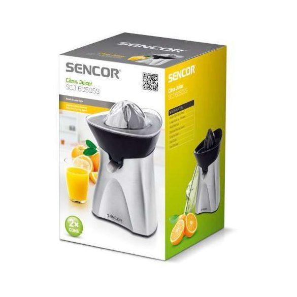 Sencor SCJ6050SS citrusprés