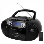 Sencor SPT3907B hordozható CD-s rádió