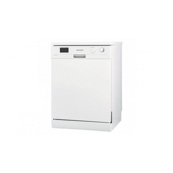 Sharp QW-GX12F492W szabadonálló mosogatógép